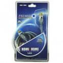 HDMI - HDMI PREMIER металл позол (с ферр OD80мм)3м /5-814/