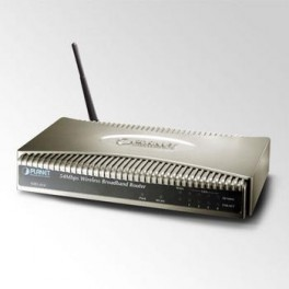 WRT-414 PLANET 802.11g Wireless Broadband Router