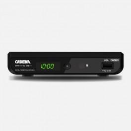 Цифровой эфирный приёмник Cadena SHTA-1511S2 DVB-T2