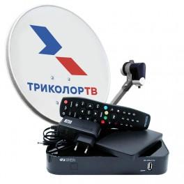 """АКЦИЯ!!! Комплект """"Триколор FULL HD"""" с установкой. РАССРОЧКА!!!"""