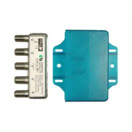 Переключатель DiSEqC 4 входа GS-DS41L